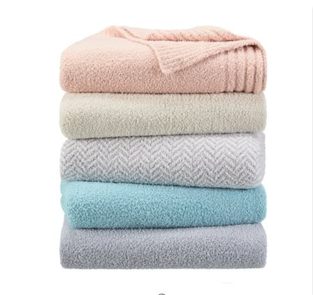 Like Barefoot Dreams but under $18. Stock up for Christmas gifts. Don't forget to grab one for yourself!  Blanket : Home  #LTKGiftGuide #LTKunder50 #LTKhome