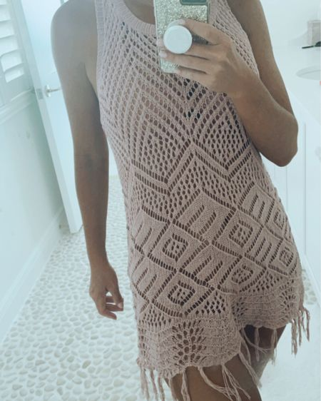 Crochet - colored crochet gives boho feel to any outfit, love this easy brand fits tts, im wearing small http://liketk.it/3h9Dw #liketkit @liketoknow.it #LTKDay #LTKswim #LTKunder100 Shop your screenshot of this pic with the LIKEtoKNOW.it shopping app