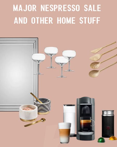 Home decor and Nespresso sale http://liketk.it/31AxT #liketkit @liketoknow.it #LTKhome #LTKgiftspo #LTKsalealert