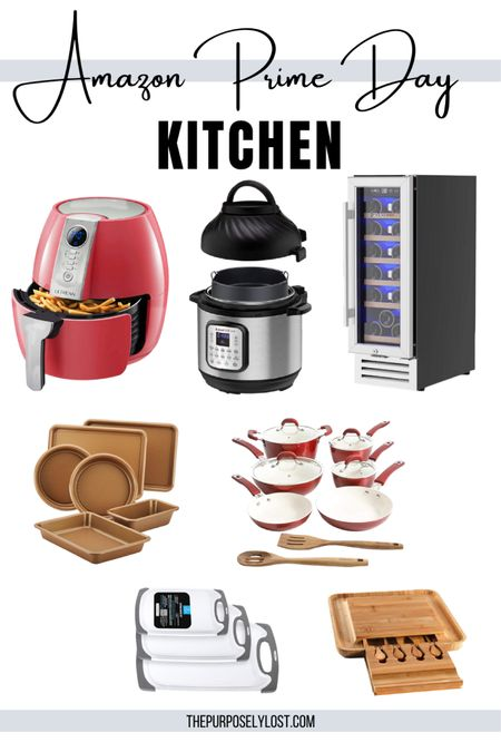 Have you started shopping the Amazon Prime Day deals yet?!   These are my favorite on-sale picks for the kitchen!   http://liketk.it/2YFnF #liketkit @liketoknow.it