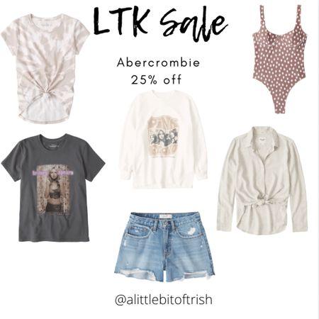 My Abercrombie casual picks! http://liketk.it/3cCzR #liketkit @liketoknow.it #LTKSpringSale #LTKunder100 #LTKstyletip