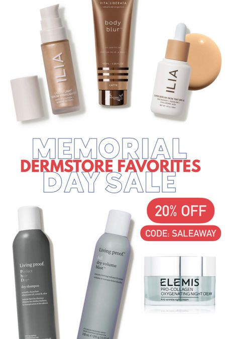http://liketk.it/3giER #liketkit @liketoknow.it #LTKsalealert #LTKbeauty Dermstore Sale. Memorial Day Sale. Beauty on sale