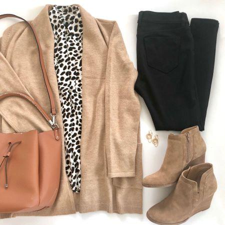 Same outfit as my previous post on the LTK app but with neutral booties. 😅 @liketoknow.it http://liketk.it/2xECo #liketkit #LTKstyletip #LTKsalealert #LTKshoecrush #LTKunder100 #LTKunder50