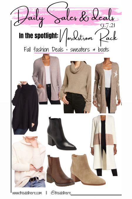 Fall fashion, sweaters, cardigans, boots, booties,  #LTKstyletip #LTKsalealert #LTKSeasonal