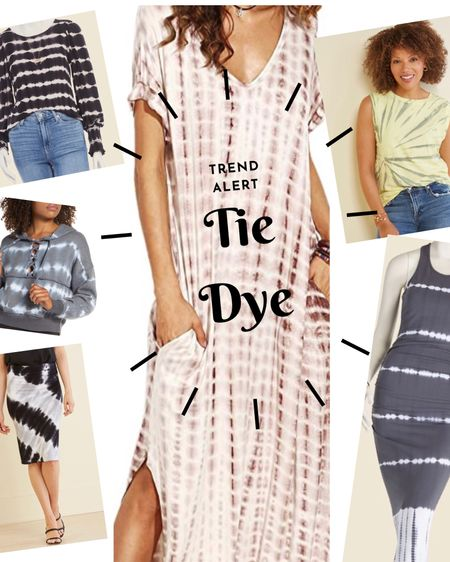 I haven't always been a huge fan of tie-dye, but these new styles that are out are so cute! Take a look 👀 http://liketk.it/2PHyr #liketkit @liketoknow.it You can instantly shop my looks by following me on the LIKEtoKNOW.it shopping app  #tiedie #tiedyetrend #springtrends #spring2020