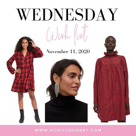 Wednesday Wish List: Holiday Edition http://liketk.it/30SHh  #liketkit #StayHomeWithLTK #LTKunder50 #holiday @liketoknow.it