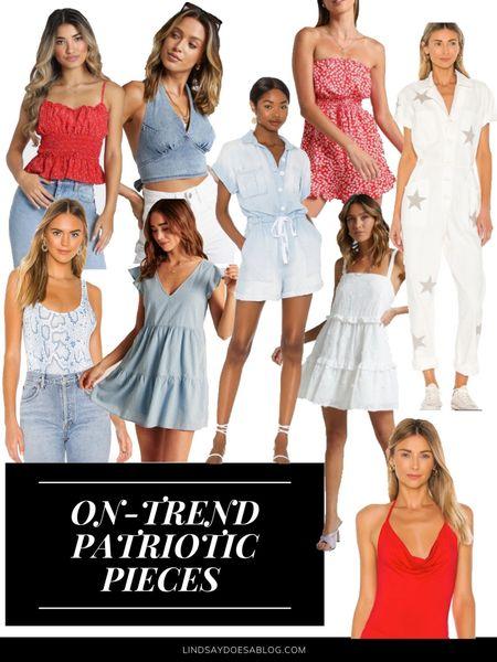 4th of July Outfits!  http://liketk.it/3hi3A #liketkit #LTKunder50 #LTKunder100 #LTKDay @liketoknow.it