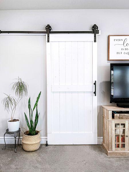 Best Deals on Barndoor Hardware under $100! And electric fireplace TV stands under $400!  #homeimprovement #bedroomideas #bedroomdeals  #homedecor #barndoor #LTKunder100 #LTKsalealert #LTKhome @liketoknow.it.home http://liketk.it/3eFC3 #liketkit @liketoknow.it