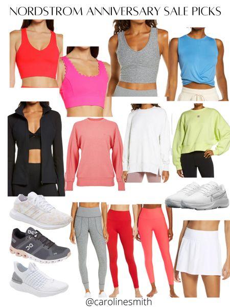 Nordstrom Anniversary Sale- Women's Active  #nsale #nordstrom #active #fit #fitness #workout #LTKsalealert #LTKfit #LTKunder100 @liketoknow.it #liketkit http://liketk.it/3jxBN