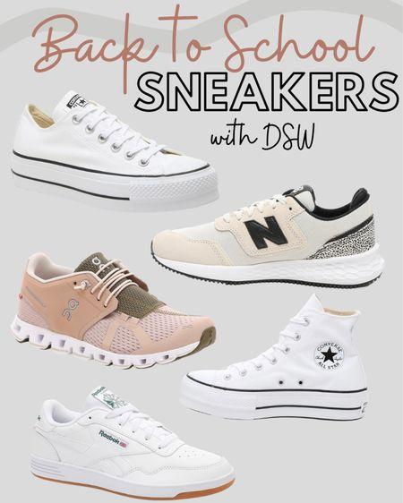Back to school sneakers from DSW! Did my tts 8 in all! #liketkit @liketoknow.it http://liketk.it/3jLjz