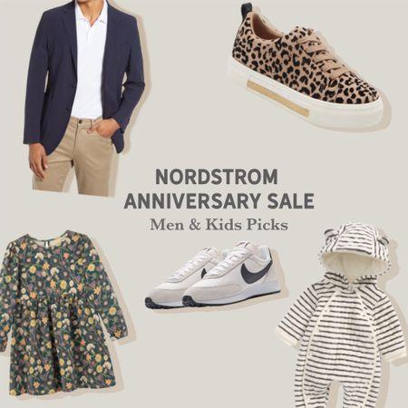 Nordstrom Anniversary Sale Men & Kids Picks