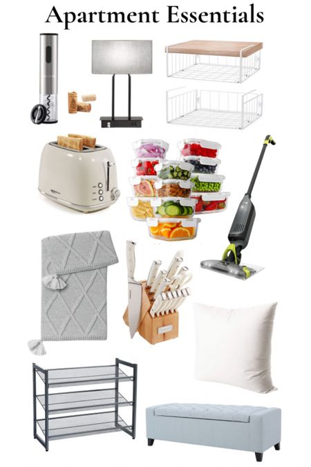 All the apartment essentials you need to *adult* like a pro! #liketkit http://liketk.it/3fTRh @liketoknow.it #homedecor #apartment #living #amazon #target #kitchen #organization