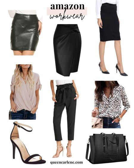 Amazon finds, Amazon closet, fall fashion, Amazon fashion, Amazon wardrobe essentials, clothing essentials, Amazon must haves, sweater weather, fall looks, simple fall style, workwear  #LTKunder50 #LTKstyletip #LTKworkwear
