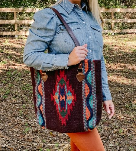 This wool bag is the one you need this year! The top zips closed, and it can hold everything you need.  #LTKitbag #LTKworkwear #LTKstyletip