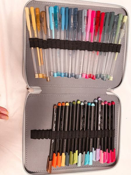 Gel pens and how to store them http://liketk.it/2SnnV #liketkit @liketoknow.it
