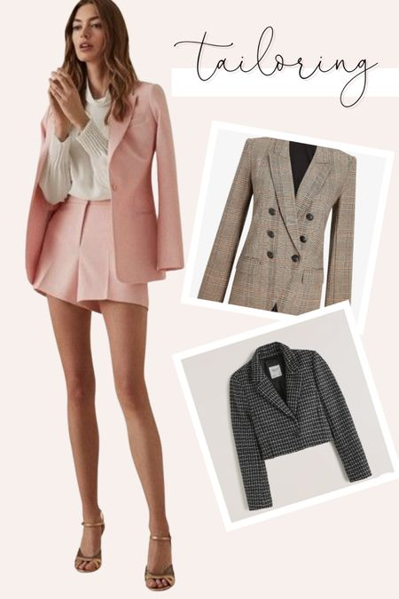 Tailoring is huge this fall! Rounding up the best blazers, jackets and skirts!   #LTKunder100 #LTKunder50 #LTKstyletip