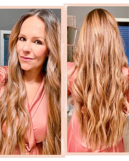 http://liketk.it/3diDp #liketkit @liketoknow.it #LTKbeauty #LTKstyletip #longhairstyles #beachwaves Screenshot this pic to get shoppable product details with the LIKEtoKNOW.it shopping app