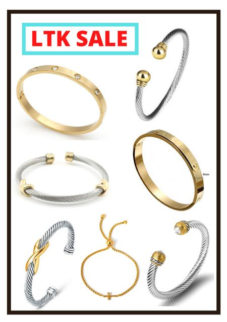 30%  off with code LTK30       The styled collection, bracelets, ltk day  #LTKDay #LTKsalealert #LTKunder50