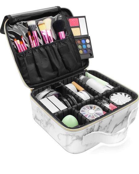 Best cosmetic bag #liketkit #LTKunder50 #LTKbeauty @liketoknow.it http://liketk.it/33BbD