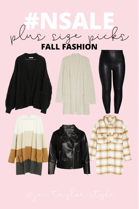 The Nordstrom Anniversary Sale opens to everyone tomorrow so I'm making sure I share my absolute favorite plus size #nsale picks again! These are things you'll wear again and again in your plus size fall wardrobe.   #LTKsalealert #LTKunder100 #LTKcurves