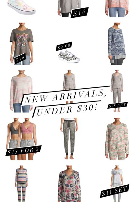 All new arrivals + plus size. Lounge wear sets & more. Everything under $30! Will go fast http://liketk.it/377y5 #liketkit @liketoknow.it
