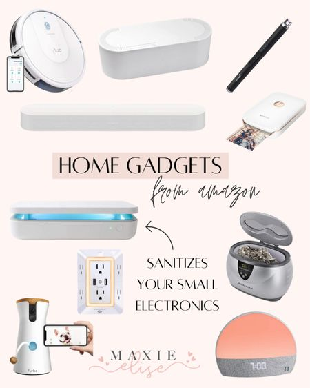 Home Gadgets From Amazon 🔌  #amazonfinds #amazon #amazonhome #amazonhomefinds #amazongadgets  #LTKunder50 #LTKunder100 #LTKhome