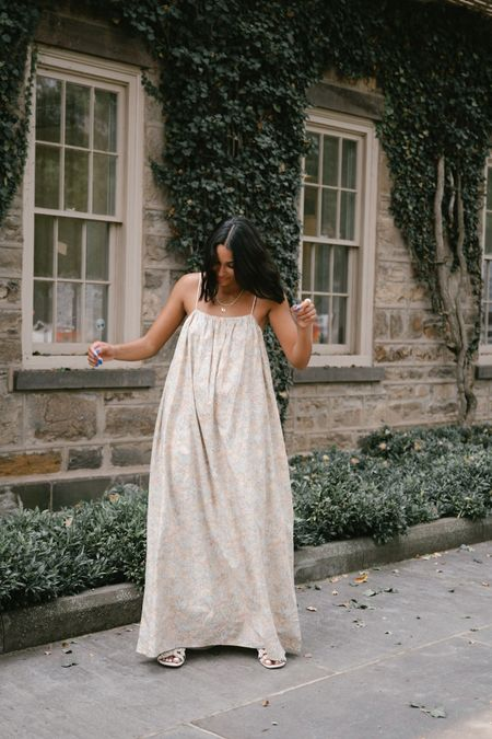 Airy cotton summer dress, summer outfit   #LTKstyletip #LTKtravel #LTKunder50