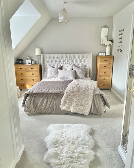 Hi everyone! Thought I'd link my new bedding as I've recently redecorated my bedroom. It's so luxurious & comes in other colours too, I have the taupe.   Home decor, interior, duvet, throw, bedspread, neutral, U.K. blogger.     #LTKeurope #LTKhome #LTKstyletip