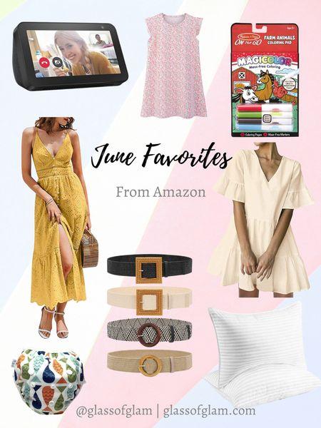 June Amazon favorites http://liketk.it/3j67q #liketkit @liketoknow.it #LTKunder100 #LTKunder50