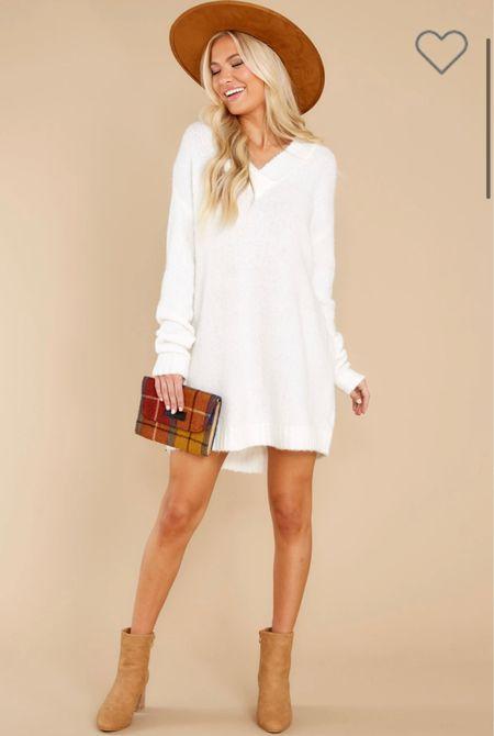 Sweater dress   #LTKunder50 #LTKsalealert #LTKstyletip