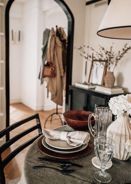 Fall home decor, dining room 🤍    #LTKSeasonal #LTKhome #LTKHoliday
