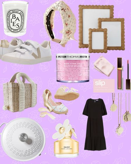 I am sharing some of my favorite items that I think would be perfect for any mother this Mother's Day! Every single item listed is something that I would absolutely love to receive! I have included comfy sneakers for the mom on the go, a face mask so she can pamper herself, or the perfect black dress that's easy to throw on and so chic! Go on and spoil the mom in your life. http://liketk.it/2NRTM #liketkit @liketoknow.it #LTKMothersDay #LTKbeauty #LTKspring