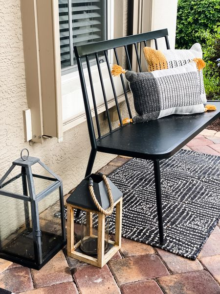 Front porch decor @targetstyle @homedecor #frontporchdecor  #LTKunder50 #LTKstyletip #LTKhome