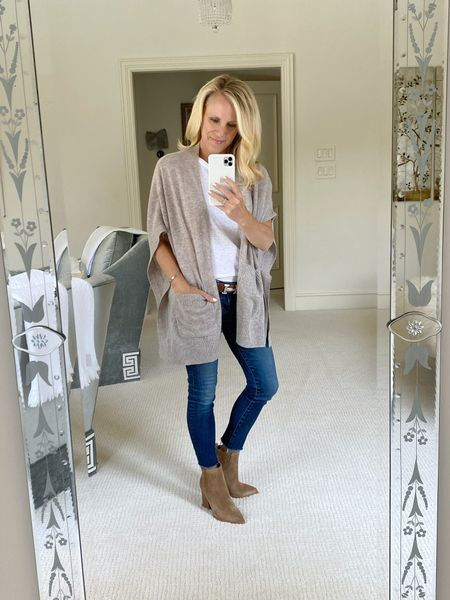 #NSale Top selling items this week! My favorite Cashmere cardigan that  I have in all colors. Th greatest deal for a perfect fall sweater.   #LTKSeasonal #LTKsalealert #LTKstyletip