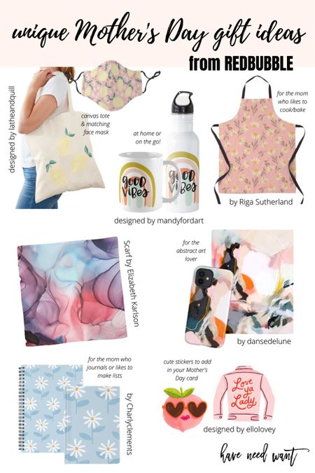Mother's Day gift ideas that are unique and totally affordable! All are under $50! PS I have a code for 15% off your entire order.   Use: RBC-lauraadney  #LTKsalealert #LTKstyletip #LTKunder50