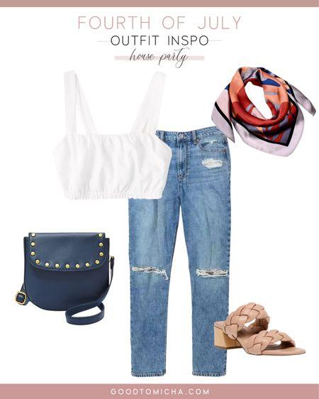 Outfit Inspo: Fourth of July house party! http://liketk.it/3ii8E #liketkit @liketoknow.it #LTKfit #LTKstyletip  #LTKshoecrush #outfitinspo