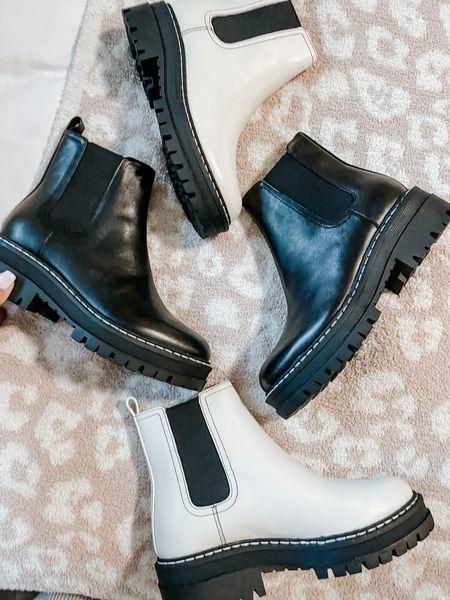 Marc Fisher Chelsea boots, fall trends, fall boots, fall style 34% off  #LTKSeasonal #LTKsalealert #LTKshoecrush