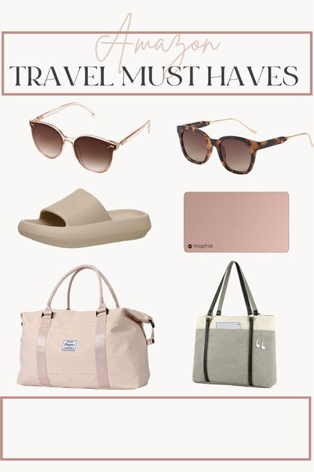 Amazon travel must haves!!  #LTKunder100 #LTKunder50 #LTKtravel