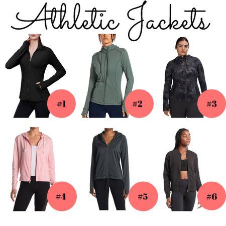 Athletic Jackets for women  #LTKstyletip #LTKfit #LTKsalealert