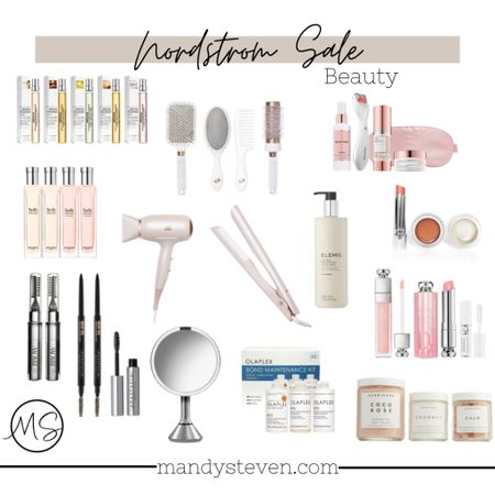 Nordstrom sale beauty! Nordstrom finds Nordstrom anniversary sale self care beauty finds Olaplex t3 hair tools flat iron elemis rms Beauty replica fragrance gifts for her Christmas gifts #nsale   #LTKstyletip #LTKbeauty #LTKsalealert