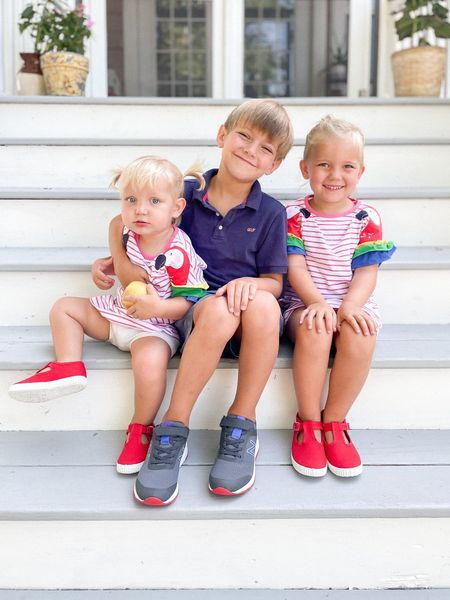 Jenzy sells the cutest shoes! Code KATIEVAIL saves you 15% on your first order  #LTKkids #LTKfamily