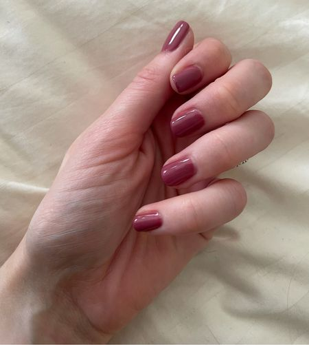 One of my favorite nail polishes, especially for fall! OPI Just Lanai-ing Around . Fall nail color fall manicure   #LTKunder50 #LTKbeauty