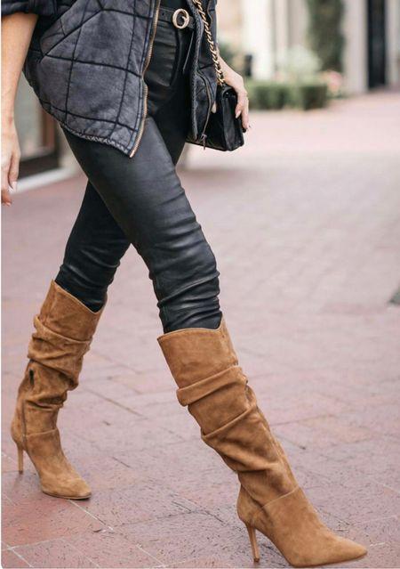 Favorite fall boots ➰     #LTKunder100 #LTKstyletip #LTKshoecrush