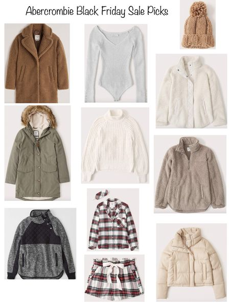 Abercrombie Black Friday sales round up - 40% off sitewide for members and 25% off non-members. So many cute coats for winter on great sales! http://liketk.it/32cZe @liketoknow.it #liketkit #LTKgiftspo #LTKsalealert #LTKstyletip