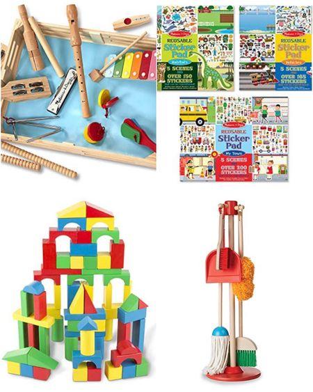 Lots of Melissa and Doug toys on sale for Prime Day! Linking some of our family's favorites!  http://liketk.it/3i52Q @liketoknow.it #liketkit #LTKsalealert #LTKkids #LTKunder50
