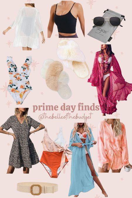 Amazon prime day sales - fashion, style, vacation outfit, swimsuit, coverups.   #LTKsalealert #LTKunder50 #LTKstyletip