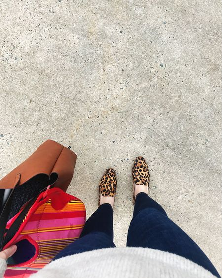 Leopard shoes make any Tuesday better! http://liketk.it/2zBOr #liketkit @liketoknow.it