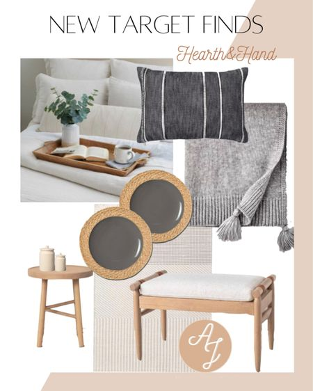 NEW HEARTH & HAND FINDS!  Is it just me, or is Target the gift that keeps on giving? I love how their lines have been adding in more neutral decor, bedding, and furniture. Definitely not like the 'old days' when everything was hot pink and turquoise! Follow me on the LiketoKnow.it app to get all the details of my looks & finds! http://liketk.it/37WG7 #liketkit @liketoknow.it
