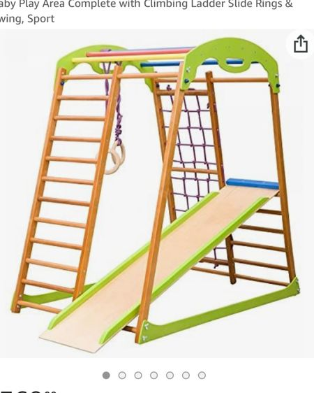 Anyone else's kid getting bored? This kid's jungle gym climbing play set might help! http://liketk.it/38vY0 #liketkit @liketoknow.it #LTKkids #LTKfamily #LTKhome @liketoknow.it.home @liketoknow.it.family Follow me on the LIKEtoKNOW.it shopping app to get the product details for this look and others