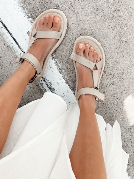 summer sandals   #LTKshoecrush #LTKunder100 http://liketk.it/3hn4p #liketkit @liketoknow.it